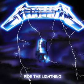 Metallica Ride The Lighting Cd Nuevo Usa