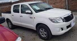 Vendo  Toyota Hilux 2012 precio 20999
