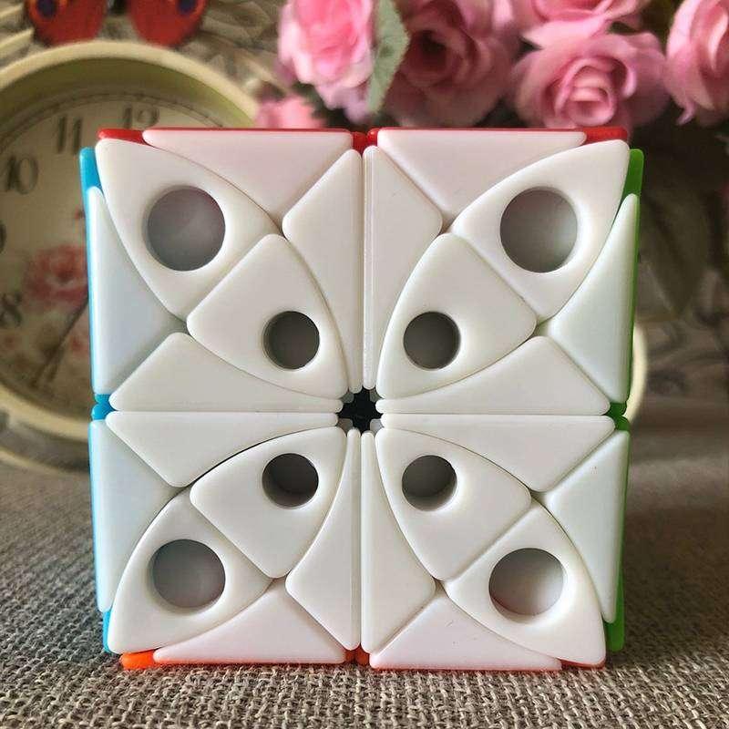 Morpho Helenor Octavia Curvy Copter Skewb Cubo Rubik Fangshi 0