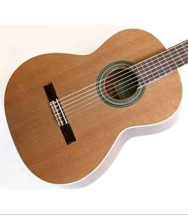 Guitarra Alhambra 2-C Acustica Music Box