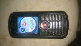 Motorola c261 clásico libre homologado