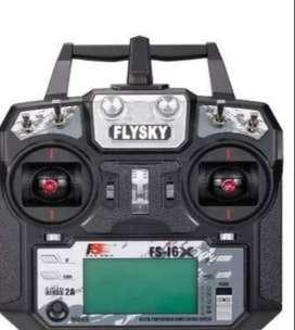 RADIO FLYSKY Fsi6x sin receptor poco uso $18000