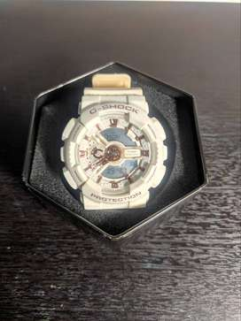 G-Shock GA-110LB-7A Special Edition 2014 White Brown