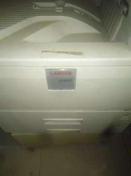 Impresora ricoh lanier 3225