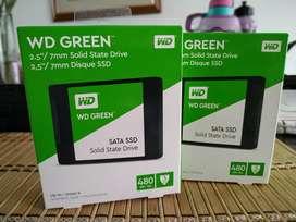Unidad de estado sólido 500 gigas (480gb SSD)