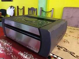 Equipo de Sonido Sony de 41800W HCD-SHAKE-X7D