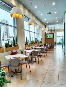 Vendo , permuto Restaurante,  Ubicado en Santa Marta