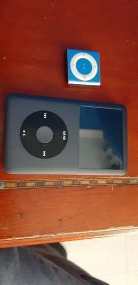 ipod de 160 GB en excelente estado