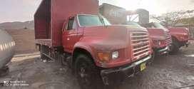 Camión Ford f800 NO ES Volvo international Freightliner m20 furgón cisterna Volvo Nissan cóndor fotón auman vw worker