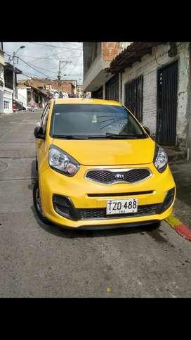 Taxi 2015 picanto ion