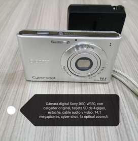Cámara digital Samsung DSC W330