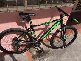 Vendo bicicleta Venzo Loki