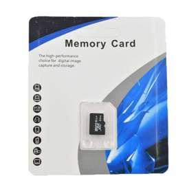 Memoria Micro SD 64GB Clase 10 para Celulares Cámaras videojuegos