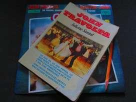 LIBRO DE JHON TRAVOLTA, 1978 DE COLECCION.