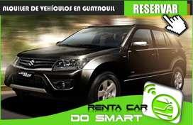 Alquiler Sportage o SUV Guayaquil Ecuador