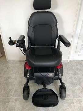 Silla de ruedas automatica