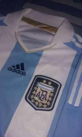 Camiseta / Selección Argentina / Talle M / Original