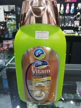 Shampoo meicy's para todo tipo de cabello.
