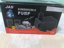 Bomba sumergible para acuarios