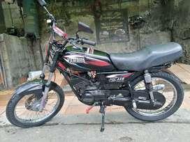 Se vende yamaha rx 115 modelo 98 solo matricula