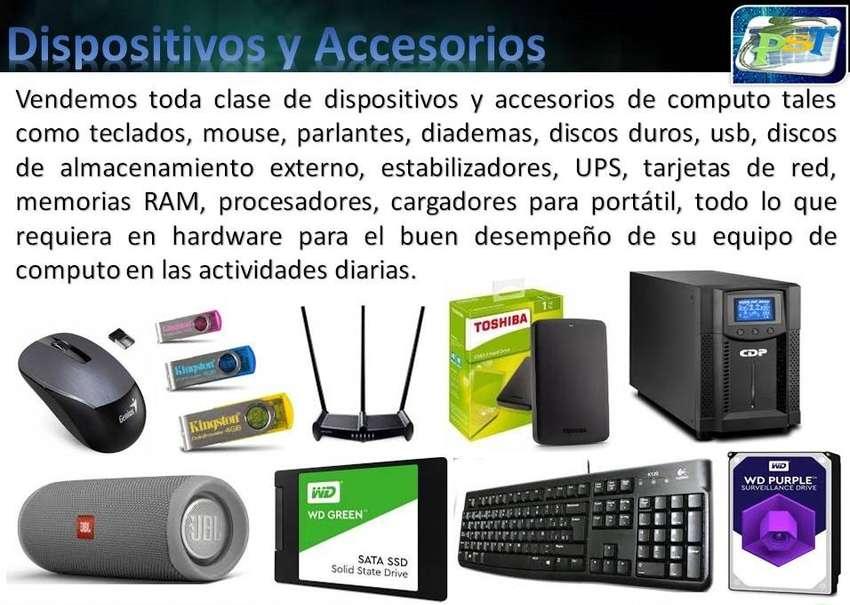 Partes y Accesorios de PC
