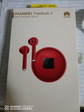 Vendo audífonos Bluetooth Huawei freebuds 3