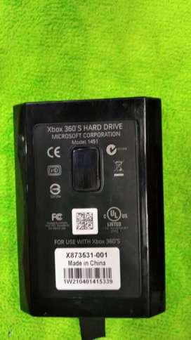 Disco duros original Xbox 360 de 250gb