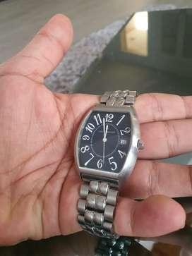 Vencambio reloj claude bernand suizo original maquina eta.