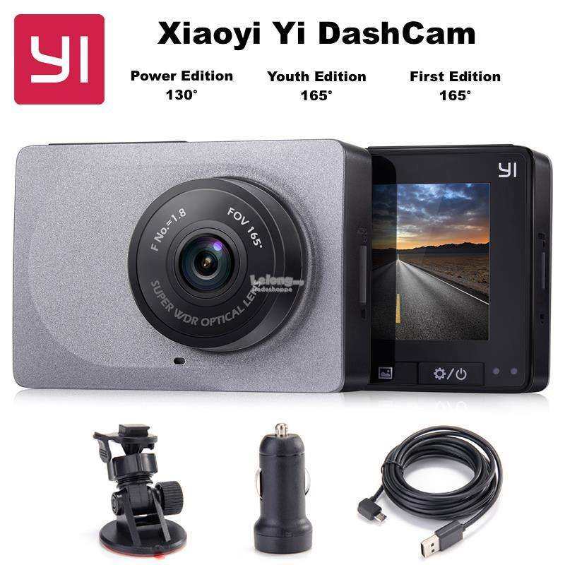 OFERTA NAVIDEÑA Camara XIAOMI YI ORIGINAL dash cam grabadora accidentes para carro auto video hd 1080p 0