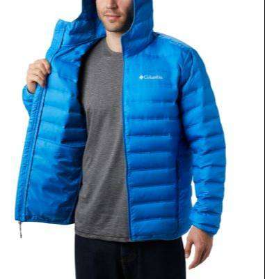 Columbia, North Face. Jacket Down 0
