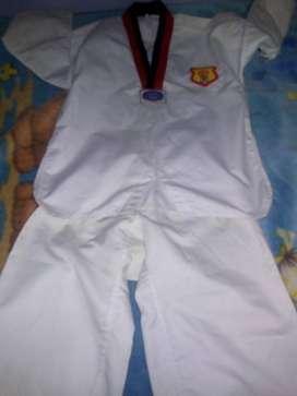Uniforme niño taekwondo