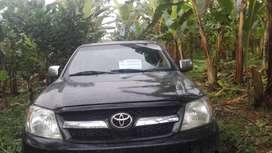Se Vende Toyota Hilux 4x2