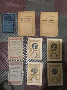 Libros Bolsillo Pintores Famosos D 1920