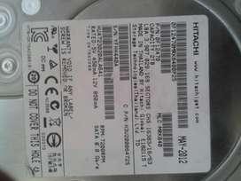 Venta de disco duro HITACHI de 2 TB al 100%  160.000