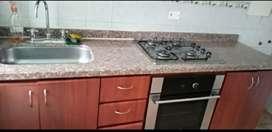Vendo Hermosa Cocina Integral Usada (negociable)