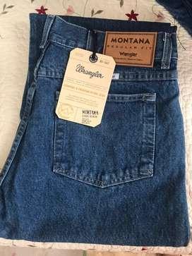 Jeans wrangler clasico