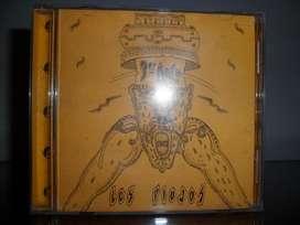 Los Piojos 3er arco cd (primera edición)