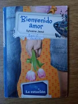 """Libro """"Bienvenido amor"""" de Sylvaine Jaoui"""