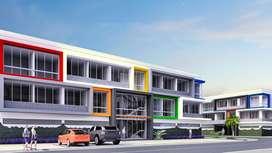 Bodega de venta $ 420 /m2 - Mz 3 Lote 1 Via a Samborondon. Km 14.5, 500 m después de la U.E. Monte Tabor. Primax