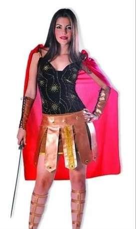 Princesa romana disfraz de mujer
