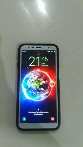 Samsung Galaxy en buen estado 32gb y 3 de ram