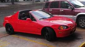 Honda Civic 1993 Convertible