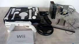 Vendo Nintendo Wii muy poco uso excelente estado.