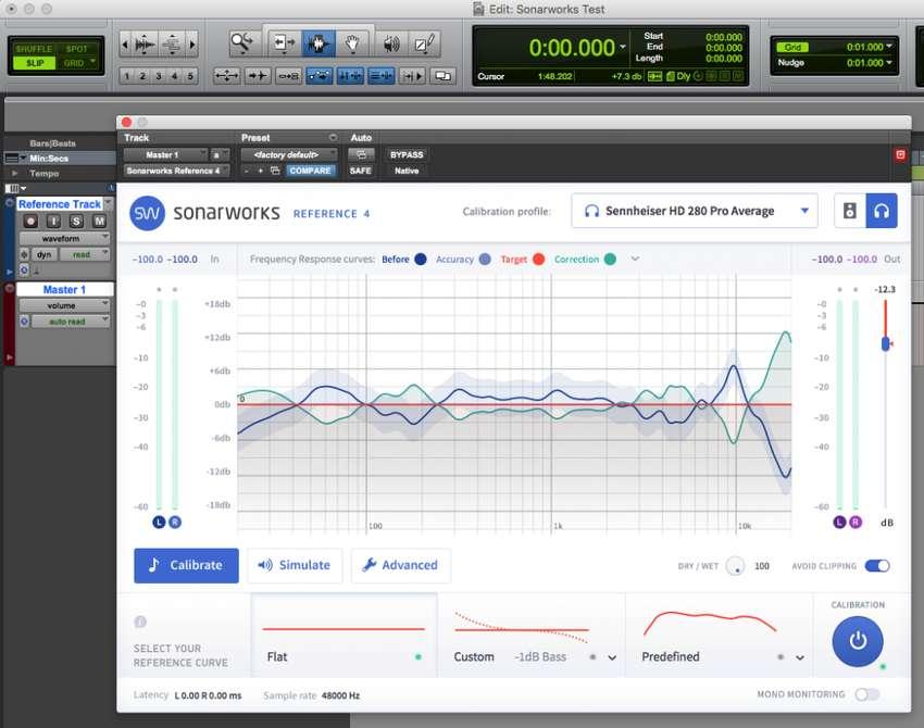 Sonarworks Reference 4 Studio Daw Vst Plugins Mix Master 0