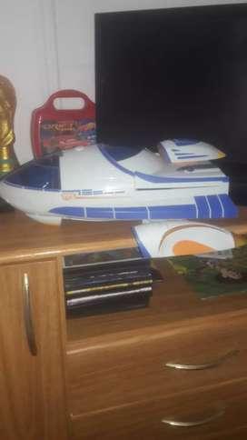 Nave espacial de Mails Disney