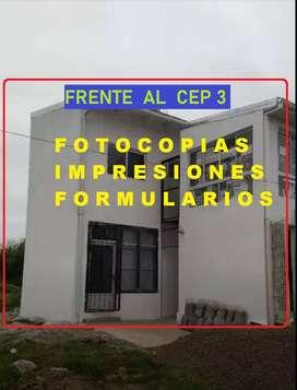 FOTOCOPIAS e IMPRESIONES