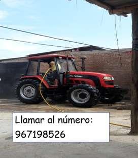 Tractor Fotón 704
