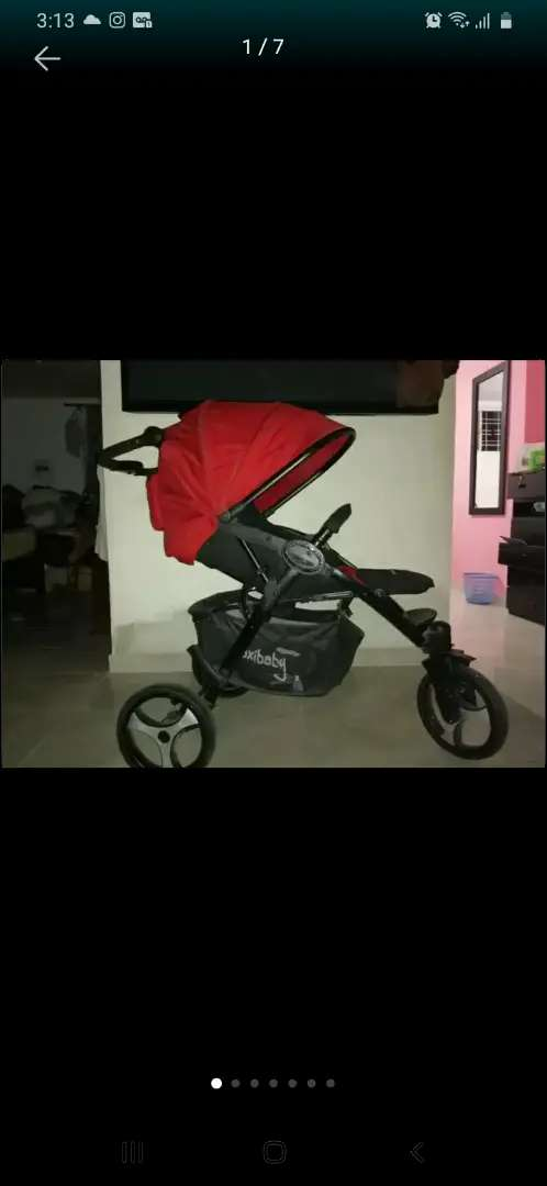 Coche maxybaby 0
