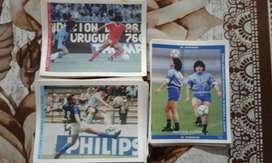 Figuritas Album Maradona