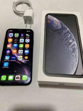 iPhone XR 64 GB Negro garantia 6 meses con apple, 6 meses de usado